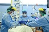 Bientôt 100.000 morts du coronavirus, entente en Europe sur la riposte économique