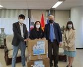 COVID-19 : des masques de protection pour les Vietnamiens en R. de Corée
