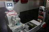 Contre le COVID-19, les robots à la rescousse des soignants