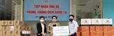 Nestlé Vietnam soutient 12 milliards de dôngs dans la lutte contre le COVID-19