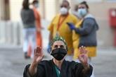 Coronavirus : Pâques désertes, Boris Johnson quitte l'hôpital