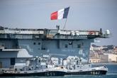 Retour du porte-avions français, 1.900 marins à répartir en isolement