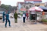 Hanoï se concentre sur l'examen des personnes liées à la zone épidémique à Ha Lôi