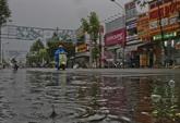 Des pluies inespérées dans plusieurs provinces du delta du Mékong et du Centre