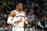 La star NBA Westbrook fait don de 650 ordinateurs aux enfants de Houston