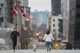 Canada : plus de 800 décès liés au coronavirus