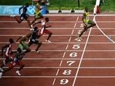 Taquin, Usain Bolt défend la
