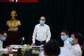 Hô Chi Minh-Ville continue à mobiliser des ressources pour contrôler l'épidémie