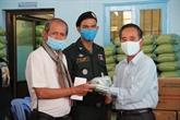 Soutien à la communauté des Cambodgiens d'origine vietnamienne