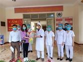 Coronavirus : 267 cas positifs au Vietnam, 171guéris