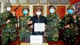 Arrestation d'un trafiquant de drogues synthétiques du Laos au Vietnam