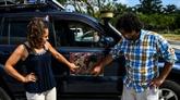 Pandémie oblige, un couple de globe-trotteurs bloqué à Floride