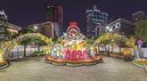 Lancement du concours de design de la rue florale Nguyên Huê 2021