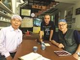 Des profs de japonais natifs bénévoles à Hôi An