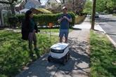Robots et drones en renfort pour des livraisons sans contact