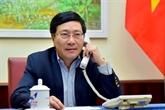 L'Australie souhaite coopérer avec le Vietnam dans la lutte contre le COVID-19