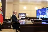 Poutine reporte la grand-messe patriotique du 9 mai