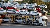 Premier trimestre : fort recul des véhicules importés au Vietnam