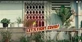 Les journaux internationaux louent la chansonLet's Fight COVID !