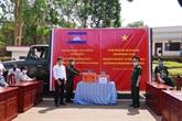Le Vietnam soutient la province cambodgienne de Mondulkiri dans la lutte anti-COVID-19