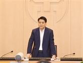 Hanoï détermine la découverte des cas suspectés comme tâche principale
