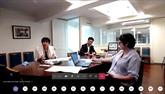 Vidéoconférence : les universités francophones soudées pour affronter la pandémie