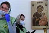 Environ 160.000 morts, Pâques orthodoxes confinées