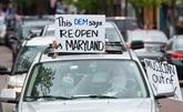 Les manifestations anti-confinement se multiplient aux États-Unis