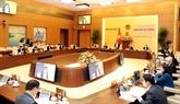 Le Comité permanent de l'AN du Vietnam se réunira la semaine prochaine