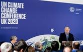 Face au coronavirus, la COP26 de Glasgow reportée