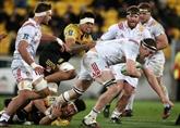 Rugby : le chemin vers la guérison totale est encore long pour Fatialofa