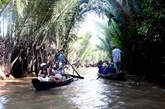 La province de Bên Tre développe une destination de tourisme rural