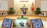 Le PM Nguyên Xuân Phuc demande à Hanoï de relancer son économie