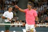 Tennis : Nadal et Federer offrent un