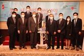 Les deux premiers respirateurs de la SARL Metran livrés au Vietnam
