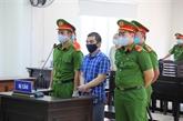 Une personne condamnée pour terrorisme contre le pouvoir populaire
