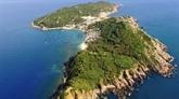 Fourniture d'électricité par câble sous-marin pour la commune insulaire de Nhon Châu