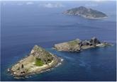 Le Japon proteste contre les intrusions chinoises près de Senkaku
