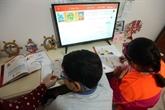 À la télévision ou sur tablettes, l'école au temps du coronavirus