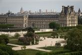 Vide et vols d'oiseaux : Paris à l'heure du printemps et du confinement