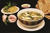 De nouveaux plats à la carte dans les hôtels de Saigontourist