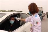Mise en quarantaine des experts étrangers venus à Bac Ninh pour travailler