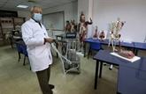 Une université dévoile un respirateur