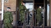 L'armée canadienne en renfort au Québec et en Ontario