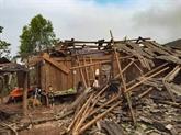 Les pluies torrentielles font des morts et blessés au Nord