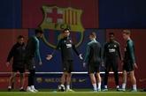 Les footballeurs espagnols entre peur et soif de rejouer