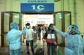 L'Algérie apprécie la lutte contre le COVID-19 au Vietnam