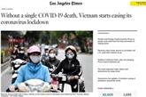 Des médias étrangers apprécient l'expérience vietnamienne