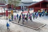 En Norvège, les plus petits reprennent le chemin de l'école