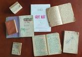 Édition d'une collection de journal intime